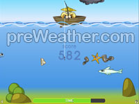 Super Fishing - Flash game